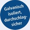Galvanisch isoliert
