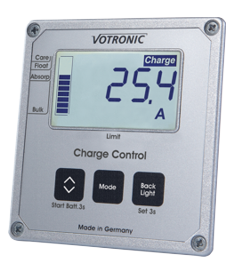 LCD Charge Control S VCC