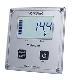 LCD Voltmeter S 1256